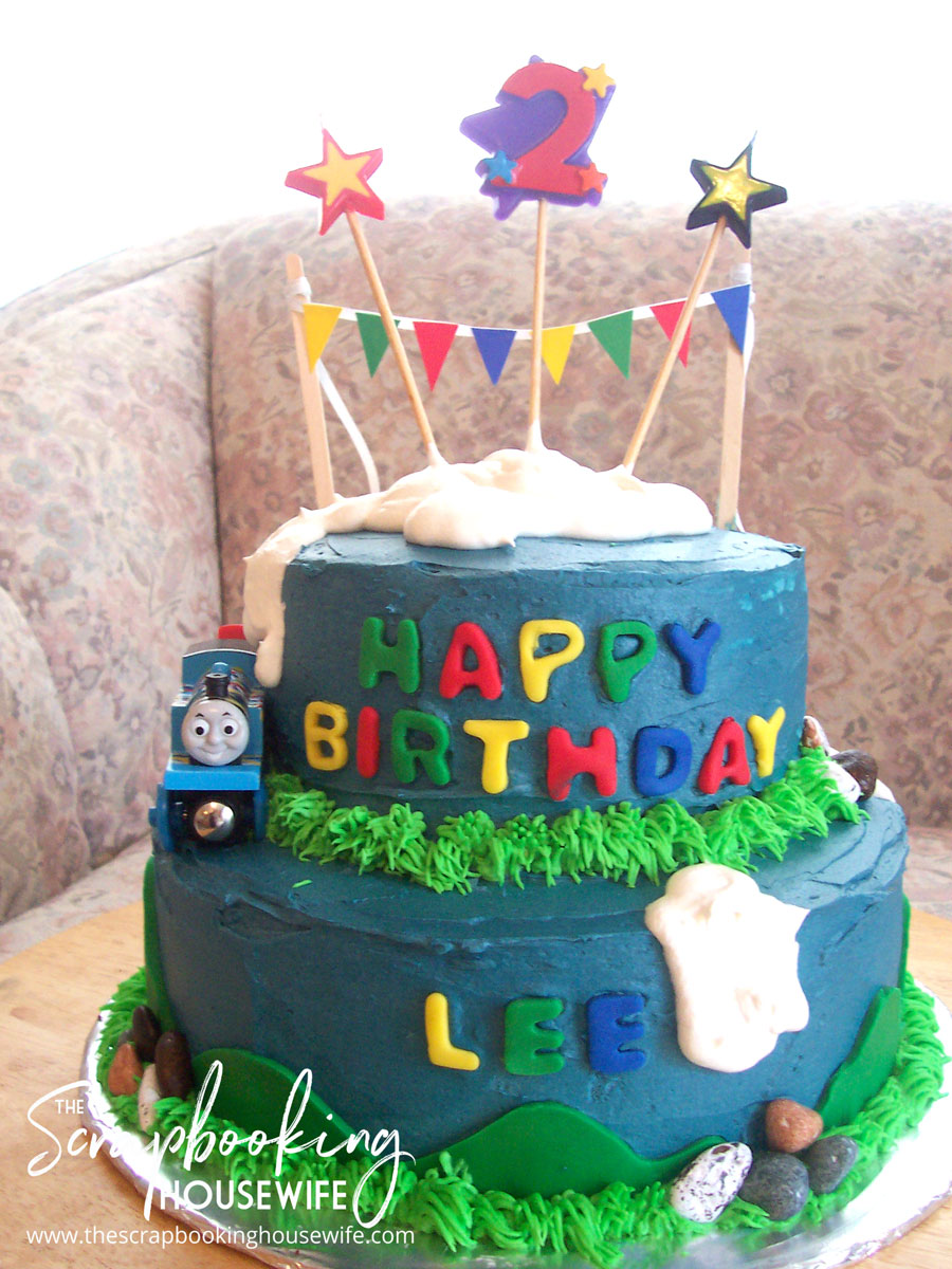 Thomas the Tank Engine Birthday Party for Girls