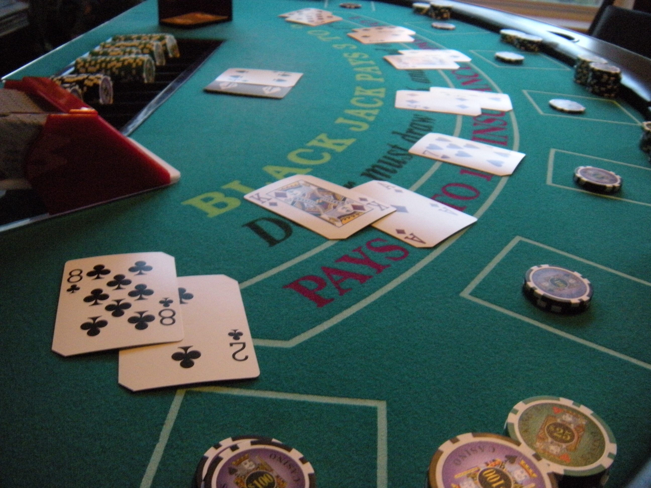 The Complete Newbie's Guide To Blackjack