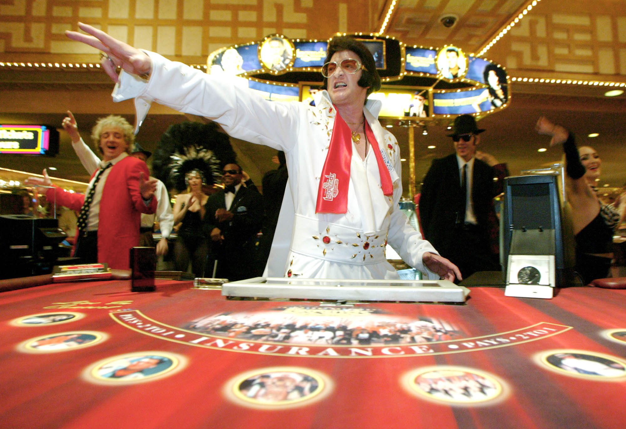 The Gambler And Hope For Making Money