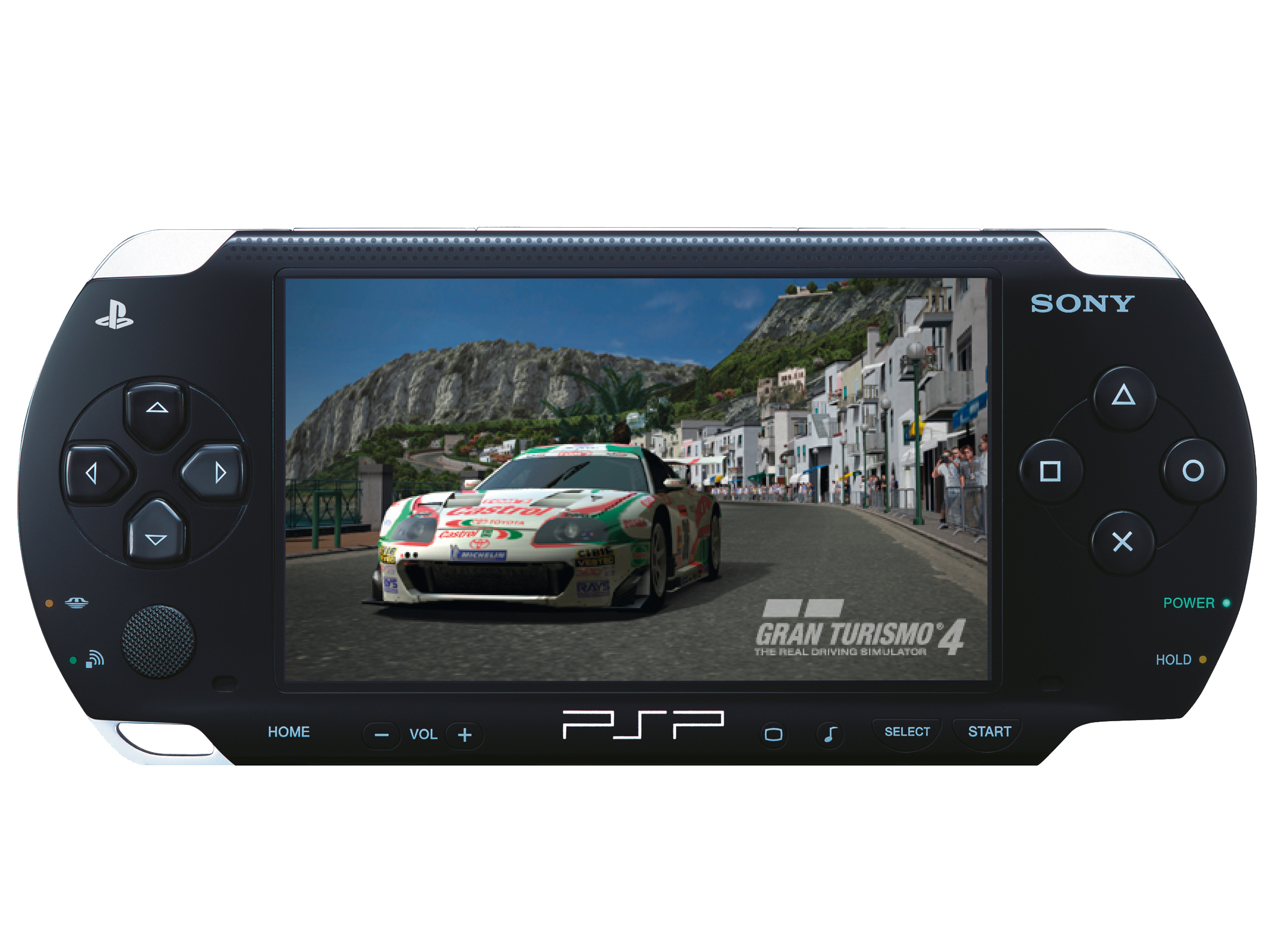 Sony's Psp: All In The Name Of Serious Fun