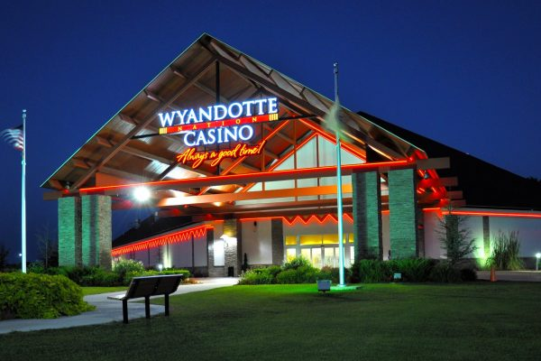 Wyandotte's Treasure:  Wyandotte Nation Casino In Oklahoma
