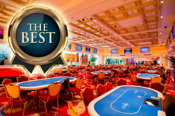 Best Poker Rooms By Stakes – Stake Based Rankings – PokerSheriff