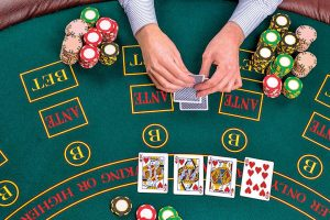 The Art Of Stealing In Poker